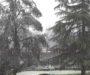 I primi fiocchi di neve